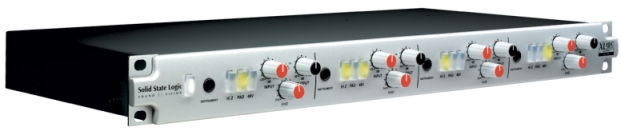Mic Preamp-Solid State