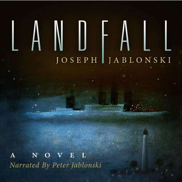 Audiobook mastering Landfall